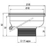 Адаптер для пневмокнопки (АС 07.07) купить в Самаре