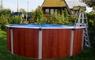 Бассейн Atlantic pool Эсприт Биг, размер 4,60х1,35 м купить в Самаре