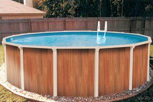 Бассейн Atlantic pool Эсприт Биг, размер 4,60х1,35 м