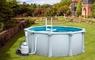 Бассейн Atlantic pool Гибралтар J-4000, размер 7,30х1,35 м купить в Самаре
