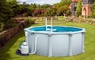 Бассейн Atlantic pool Гибралтар J-4000, размер 7,30х1,35 м test