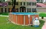 Бассейн Atlantic pool Эсприт Биг, размер 7,30х3,70х1,35 м купить в Самаре