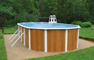 Бассейн Atlantic pool Эсприт Биг, размер 7,30х3,70х1,35 м