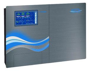 Автоматическая станция обработки воды Cl, pH (с датч.темпер.) Bayrol Analyt-3 new (177800)