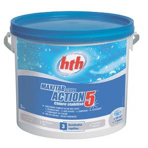 HTH Многофункциональные таблетки стабилизированного хлора 5 в 1, 200 гр. 5 кг K801757H2