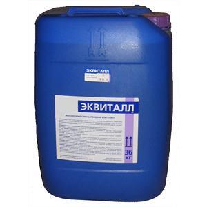 ЭКВИТАЛЛ коагулянт 30л (36кг)