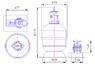 Фильтровальная установка  10 м3/ч Kripsol Granada (GTO506-71) купить в Самаре