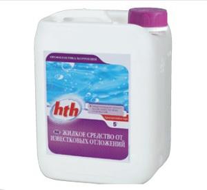 Жидкое средство от известковых отложений   5 л
