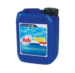 Жидкость-шок без хлора   3 л