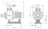 Насос без префильтра  63 м3/ч Kripsol Karpa KA-350 3,3 кВт 380В купить в Самаре