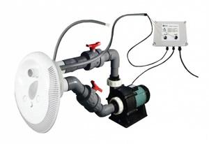 Противоток Emaux AFS55KIT 90 м3/ч, LED прожектор (комплект)