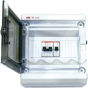 Щит управления  аттракционами с пневмореле и реле задержки времени М 380-05 ПТ