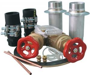 Комплект обвязки противотока Pahlen JET SWIM 2000 под бетон с пленкой (1302020)