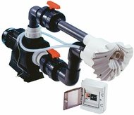 Противоток (88 м3/ч 4.71 кВт 380В) (плитка) HIDROJET JSH-88 (комплект)