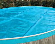 Покрывало плавающее для бассейна Atlantic pool 7.3х3.7 (овал)
