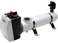 Электронагреватель Pahlen  15 кВт нерж. сталь с датч. давления (13982415)