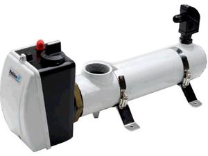 Электронагреватель Pahlen  12 кВт нерж. сталь с датч. давления (13982412)
