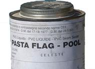 Уплотнитель швов голубой (celeste) 1л Flagpool