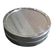 Плато аэромассажное нерж. сталь D=310 мм, пленка (АС 04.02)